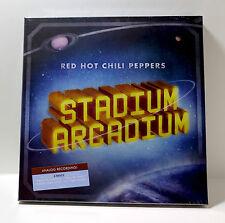 RED HOT CHILI PEPPERS Stadium Arcadium VINYL 4xLP BOX SET Sealed Dani California