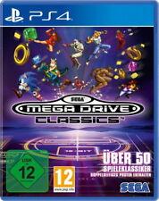 Sega Mega Drive Classics (Sony PlayStation 4, 2018)