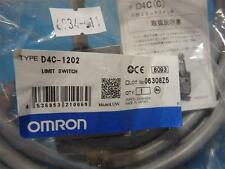 1PC New Omron Limit Switch D4C-1202
