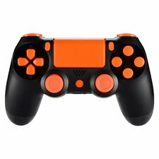 PS4 Controller Modding-Set|Button|Knöpfe|Styling (JDM#001-021) - orange