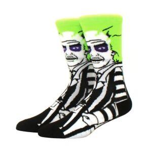 'Beetlejuice' Socks *Horror* *Tim Burton*
