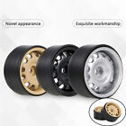 RC Wheels Wheel Hub Rims Tyres 1/10 for Tamiya RC Buggy Model Replacement
