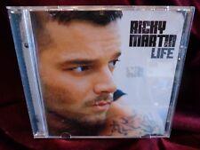Ricky Martin – Life ~ Argentina import CD ~ Colombia & BMG 8287 6733822 ~ 2005