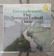 "THE NORMAN LUBOFF CHOIR Greensleeves 12"" Vinyl LP NEW SEALED COLUMBIA HS 11143"