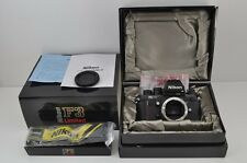 """Unused"" Nikon F3 Limited 35mm SLR Film Camera Body Only with Box #170525x"