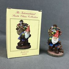 Jouluvana Estonia International Santa Claus Collection Ornament 2003 Figurine