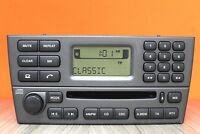 JAGUAR X TYPE CD RADIO PLAYER CODE 2001 2002 2003 2004 2005 2006 2007 2008 2009