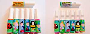 Swizzels Ben and Holly Whistles and Lip Sticks, Customised Sweets