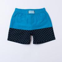 """BOXER COSTUME BLUE BOY  KIDS (TG 4/5/6/8/10A) """"ARMANI JUNIOR"""" 3Z4W03 (-50%)"""