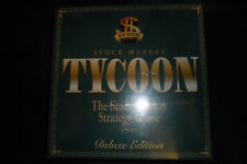 Stock Market Tycoon Deluxe Edition Strategy Game Hot Stocks 2000 - New! Sealed!