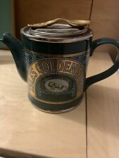 More details for vintage collectors tea pot lyles golden syrup. limited collection