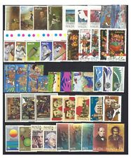 Malta 47 Different Stamps All Mint Unhinged MUH Lot 3