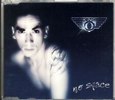 KING-O - no space   6 trk MAXI CD 1999