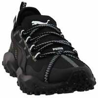 Puma Erupt Trail  Mens Running Sneakers Shoes    - Black
