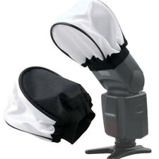 Camera Flash Lamp Light Soft Box Diffuser Cloth for SLR Cameras Mini ECBLUS