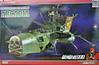 Capitan Harlock Arcadia Space Pirate Battleship Hasegawa Kit 1:500  - CW05