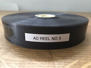 35mm Advert Reel (#3) Complete With Opening Closing Titles