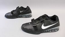 Nike Mens Romaleos 2 Weightlifting Shoe MC7 Black/Cool Grey 476927-010 Size 12.5