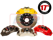 HOLDEN COMMODORE VB-VZ XYZ RACING 6POT 330MM FLOATING FRONT BIG BRAKE KIT BBK