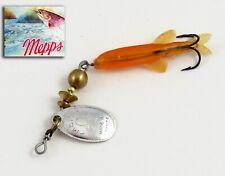 Mepps Original Trout Spinner Aglia mini saumon Argent T0  75 mm 2,5 grs