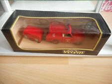 Verem Range Rover Sapeurs Pompiers in Red on 1:43 in Box