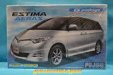 1:24 Fujimi - Toyota Estima Aeras G Package Plastic Model Kit(03685)