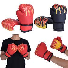 Boxhandschuhe Kinder Erwachsene Jugend Sparring Training Kick Boxhandschuhe Neu