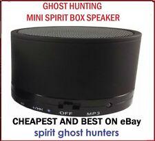 Ghost psb7 Altoparlante Premium paranormale scatola dello spirito EVP REGISTRATORE CACCIA attrezzature