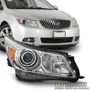 For 2010-2013 Buick LaCrosse HID Xenon Model Headlight [Passenger Side] Right RH