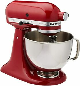 KitchenAid Artisan KSM150BER Stand Mixer - Imperial Red