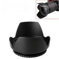 1PC 58MM Tulip Petal Flower Lens Hood for Canon Rebel T6i T5i T5 T4i T3i 18-55mm