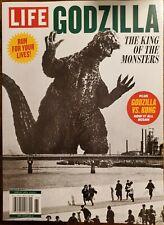 New Oct 2021 Life Godzilla The King of The Monsters Mag Godzilla vs Kong 15.00R