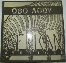 "Obo Addy ""African American"" LP Flying Heart Ghana AfroBeat Original Jazz Funk"