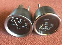SMITHS Oil Pressure GAUGE REFURBISHMENT SERVICE - Superb Quality Service