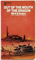 Out of the Mouth of Dragons by Mark S. Geston 1969 Ace Paperback 64460