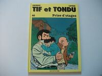BD Tif et Tondu - N°40 - Prise D'Otage - EO - Sikorski