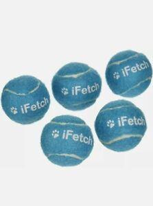 iFetch Mini Tennis Balls Small Interactive Launcher for Dogs Non Abrasive New