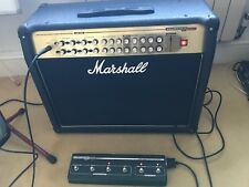Marshall Valvestate 2000 AVT 275 Amp with foot switch. Good condition.