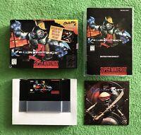 Killer Instinct • Complete in Box • CIB • CD [ Super Nintendo ] SNES & FREE GIFT