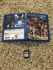 THE LEGEND OF HEROES TRAILS OF COLD STEEL II 2 - PS VITA, PLAYSTATION VITA, RARE