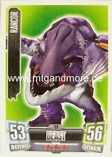 Rancor #159 - Force Attax Serie 2