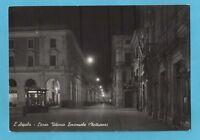 Abruzzo Corso Vittorio Emanuele –Notturno L'Aquila-8267