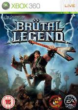 Brutal Legend (Microsoft Xbox 360, 2009) - European Version