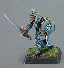 Templar Knight Warrior Reaper Miniatures Warlord Crusaders Fighter Paladin Melee