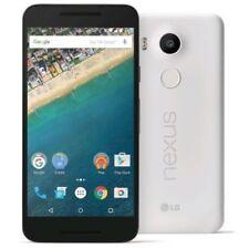 Unlocked LG Google Nexus 5X H791 32GB GSM 4G LTE Smartphone White