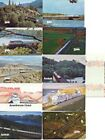 RAILROAD PLAYING CARDS SINGLE AMTRAK - LOT OF 23