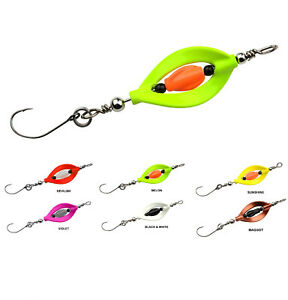 Spro Trout Master TM Incy Double Spin Spoon 3,3g Forellen Blinker Spinner