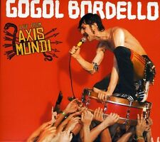 Gogol Bordello - Live from Axis Mundi [New CD] With DVD