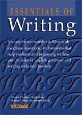 Essentials of Writing [BARRON'S ESSENTIALS OF WRITING]