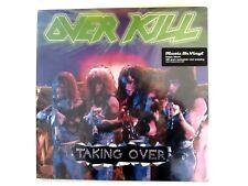 OVERKILL TAKING OVER LP 2014 IMPORT 180 GRAM AUDIOPHILE VINYL NEW